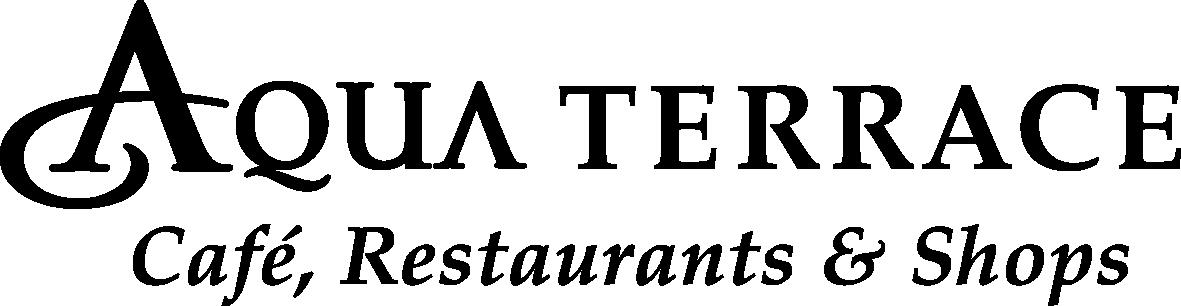 アクアテラスロゴ