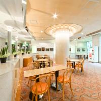 1階 喫茶コーナー アザレア