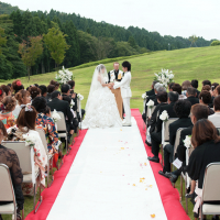 丘の上の結婚式 前沢ガーデンハウス